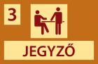 Jegyző - 3. számú iroda