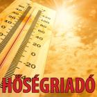 Hőségriadó elrendelése