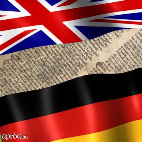 Angol-német nyelvoktatás