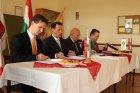 Aláírtuk a csatorna-építési szerződést